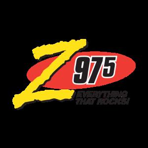 logo for Z 97.5 FM