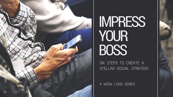 IMpress your boss