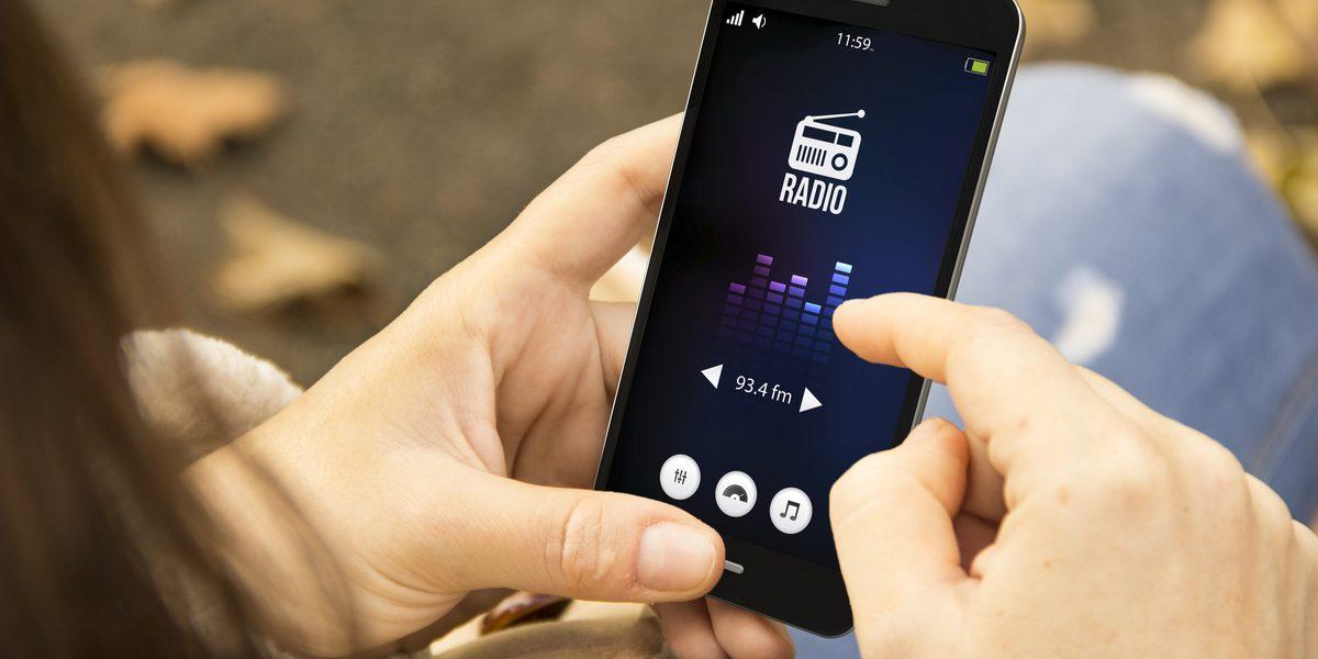 radio on mobile