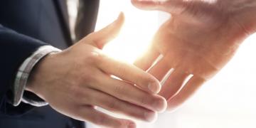 client handshake